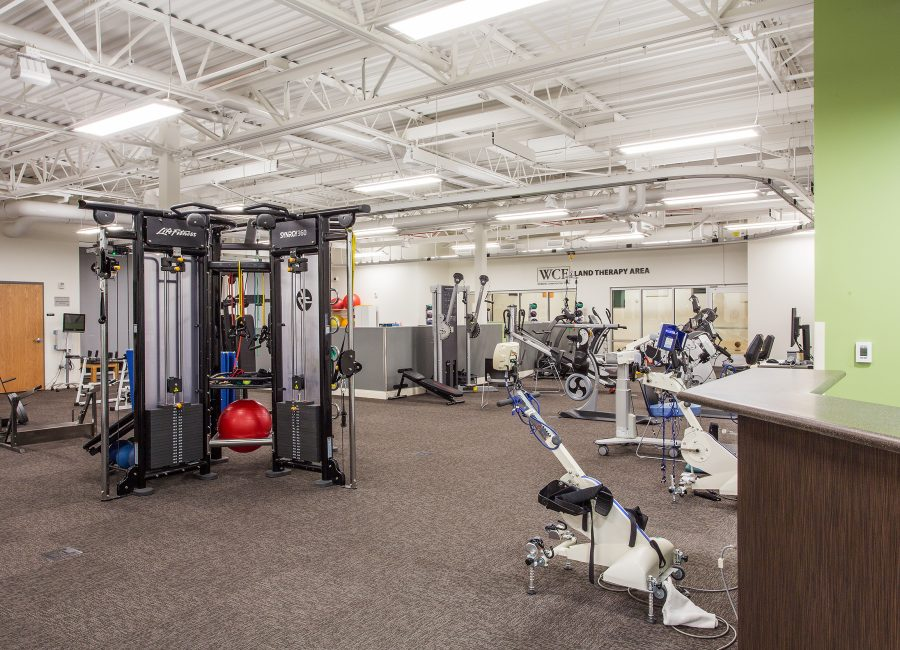 Physical Therapy Exercise Therapy Center