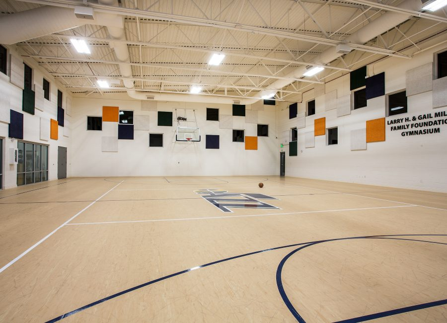 Physical Therapy Rehabilitation Gymnasium