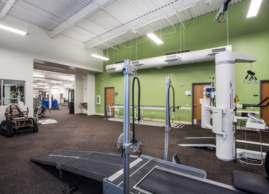Neuroworx Rehab Workout Space