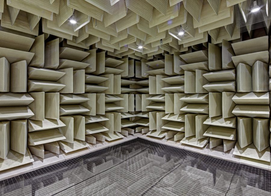 Custom Sound Proofed Room Skullcandy