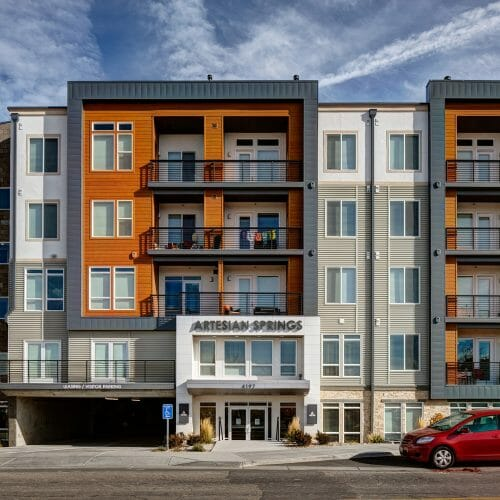 Artesian Springs Apartement Developments