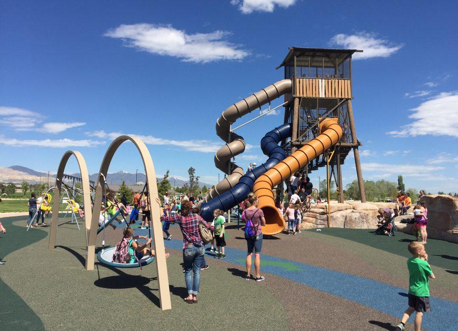 Children's Park Wardle Regional Park