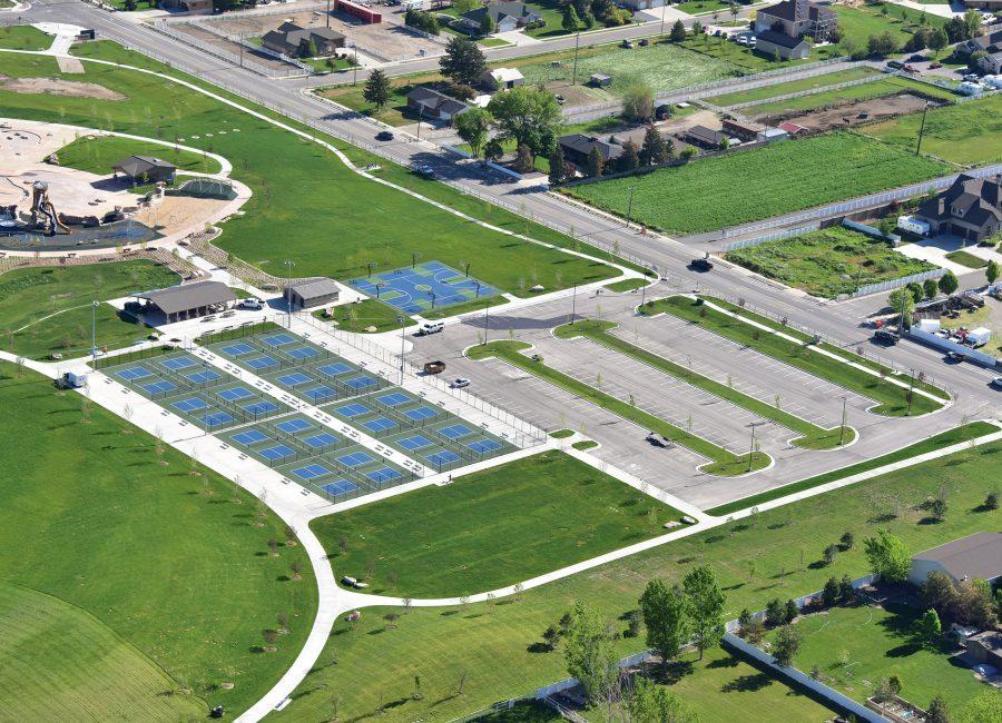 Southwest Regional Park Community Space