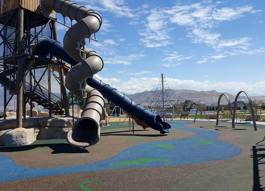 Modern Park Rennovation Utah