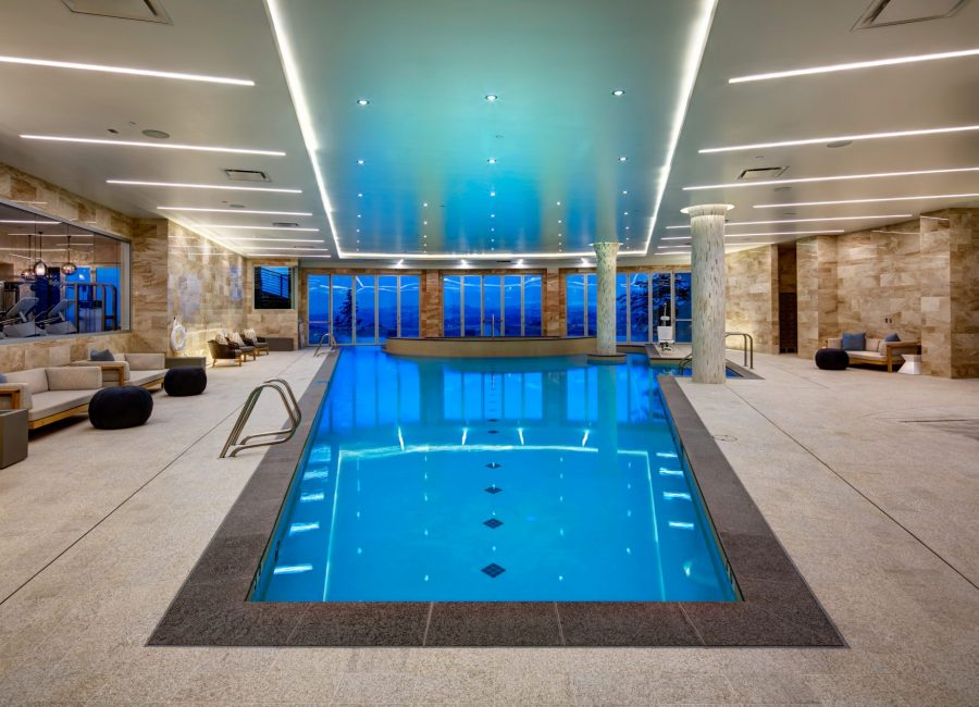 Interior Pool Architectural Design