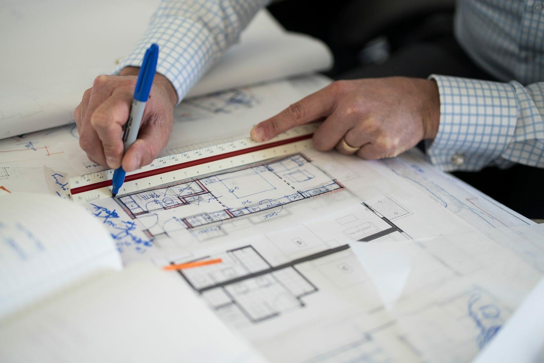 Our Architectural Design Process