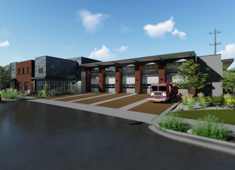 Murray Fire Station Design