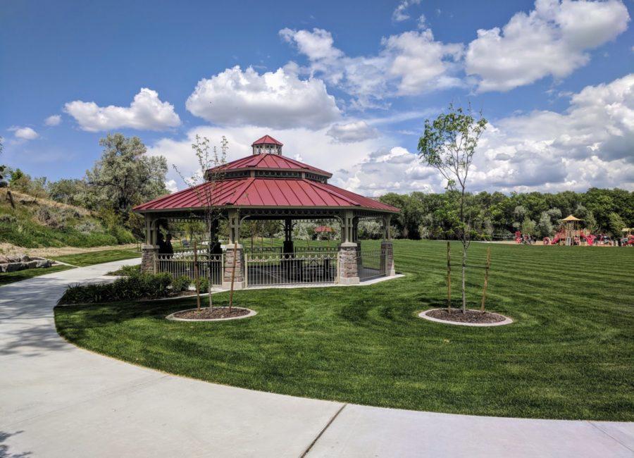 Vintage Park Bluffdale Landscape Architecture