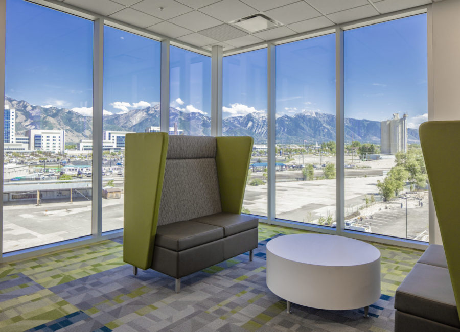 Interior Design In Commercial Building