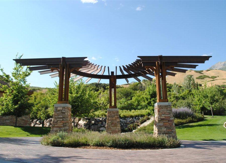 Landscape Architecture Mnt Timp Park
