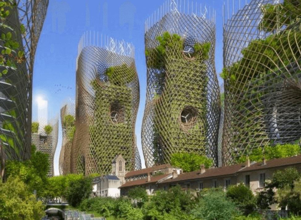 Green Architecture Trends Of Future