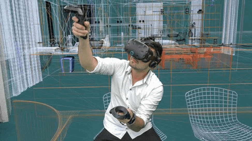 Virtual Reality Architecture Designing Future