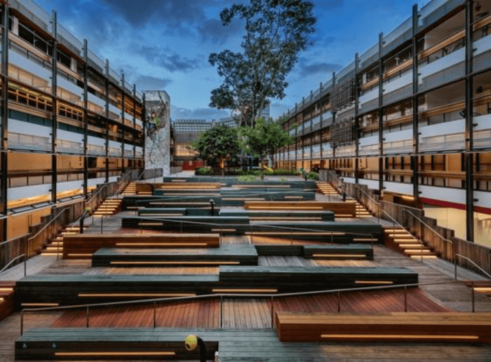 Outdoor Architecture Trends