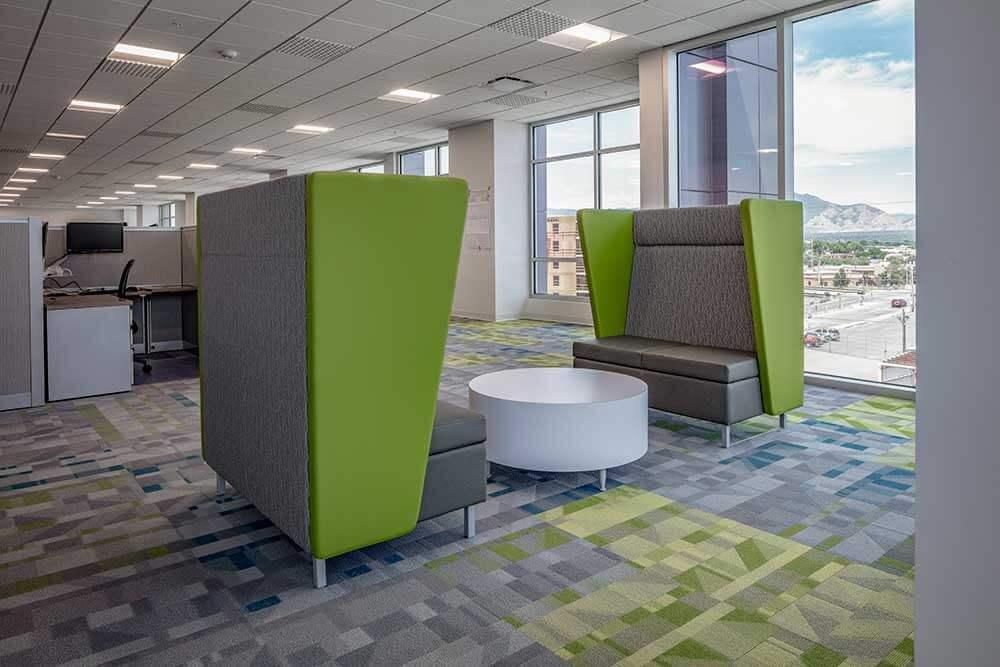 Flexible Work Spaces