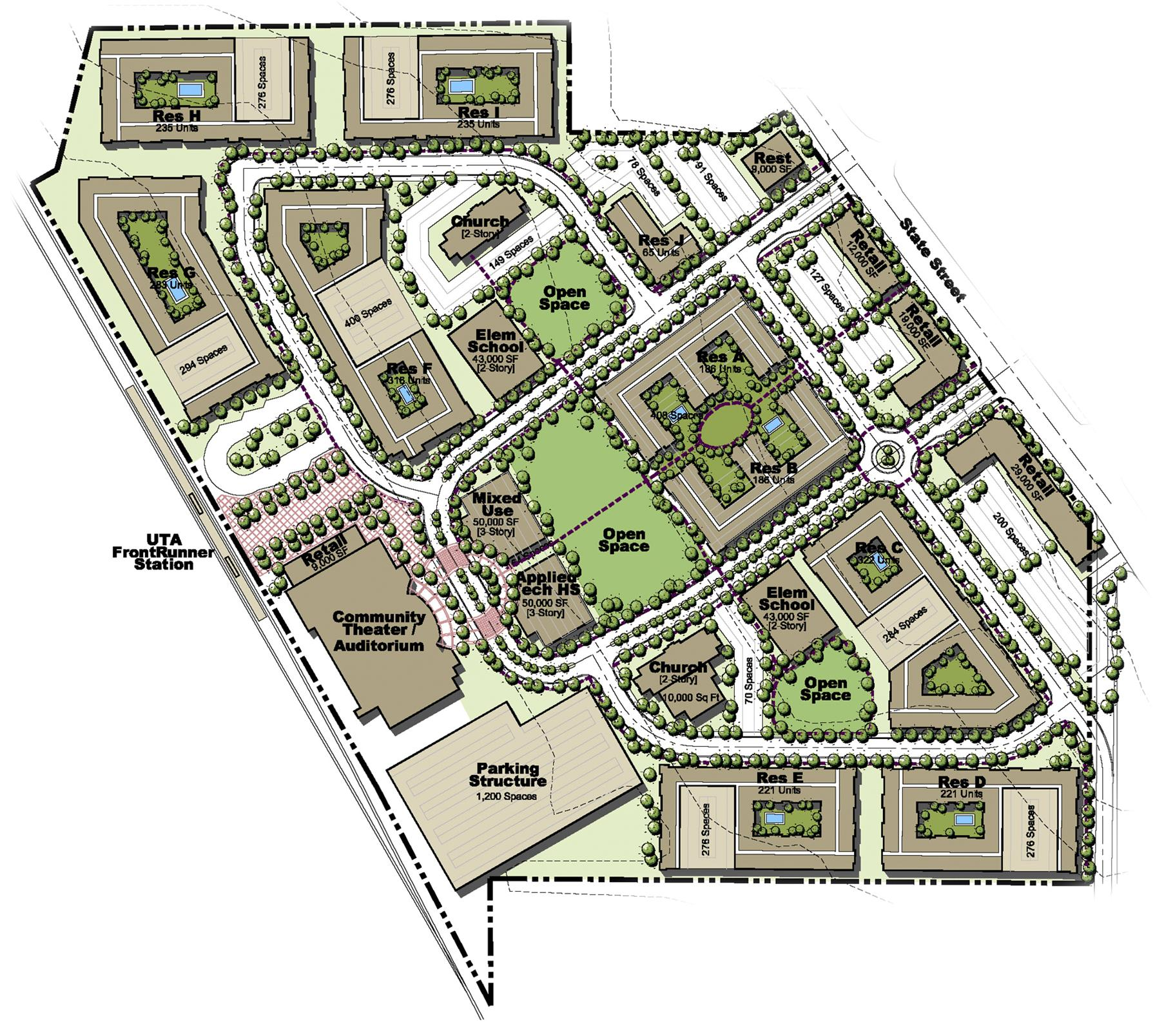 Clearfield Land Planning Think Architecture
