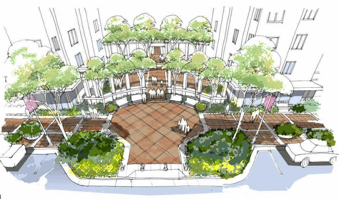 Land Planning Think Architecture Design