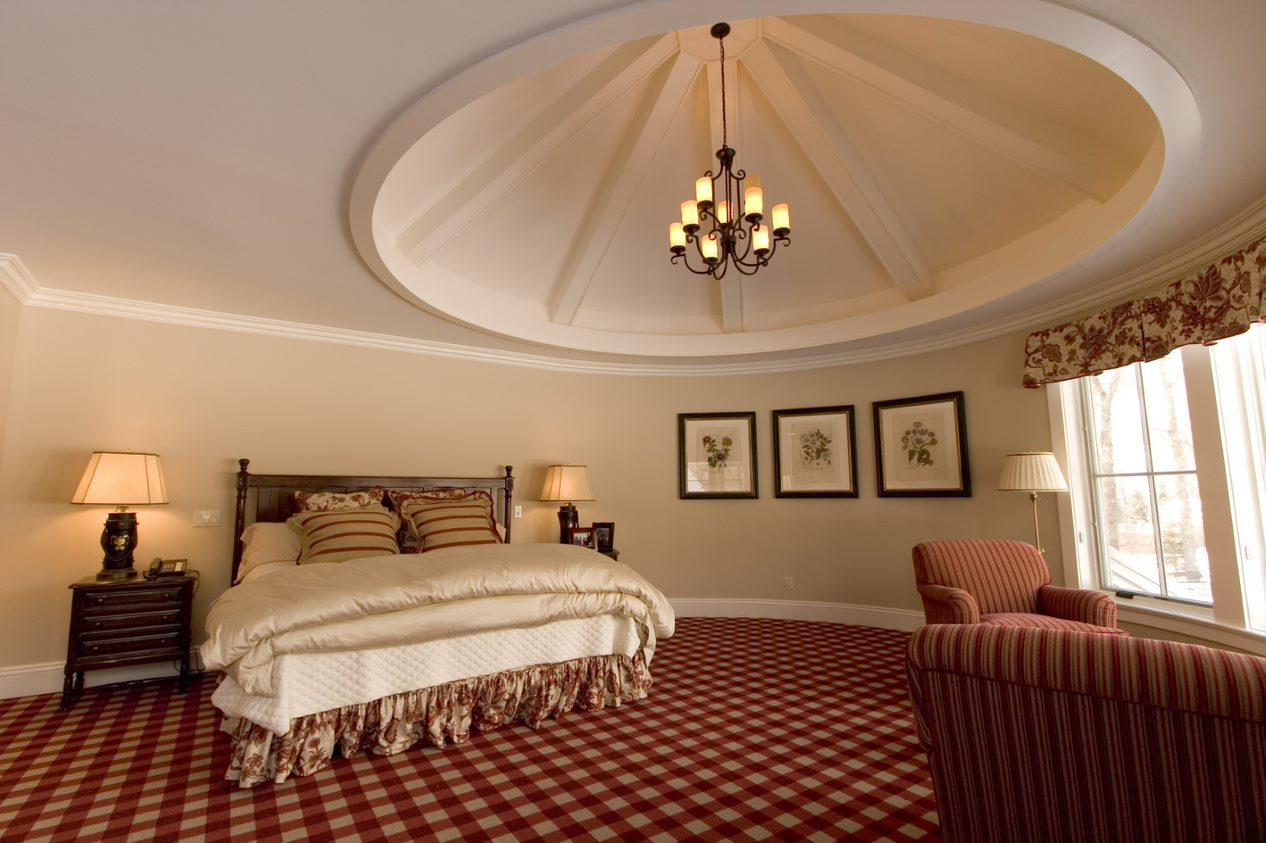 Mika Guest House Dome Ceiling