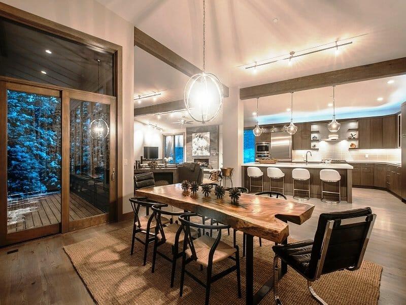Mountain Estate Kitchen Upgrade