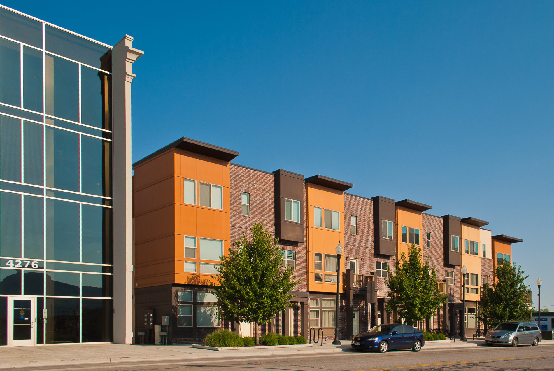 commercial and residential architecture in Murray Utah