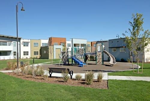 Crossing Playground