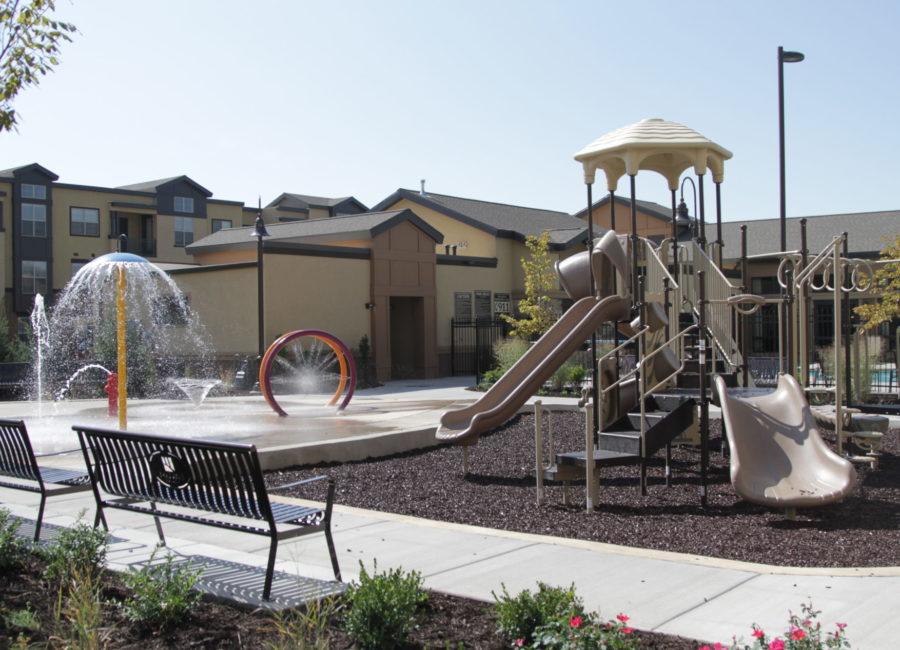 Park Lane playground