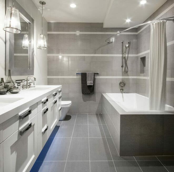 Briggs Guest Bath