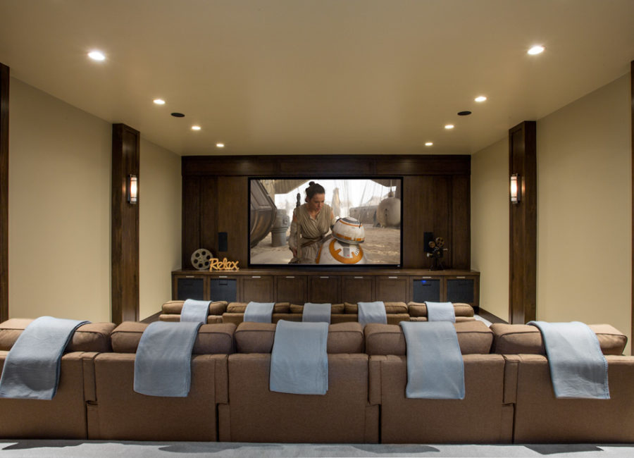 Briggs Home Theater