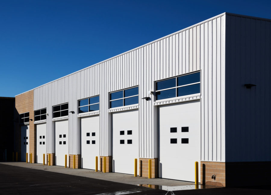 Facility Bay Doors 02