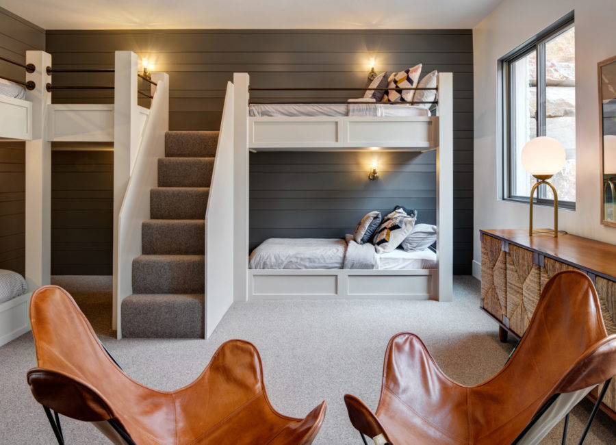 Grand View Home by Magleby Construction.