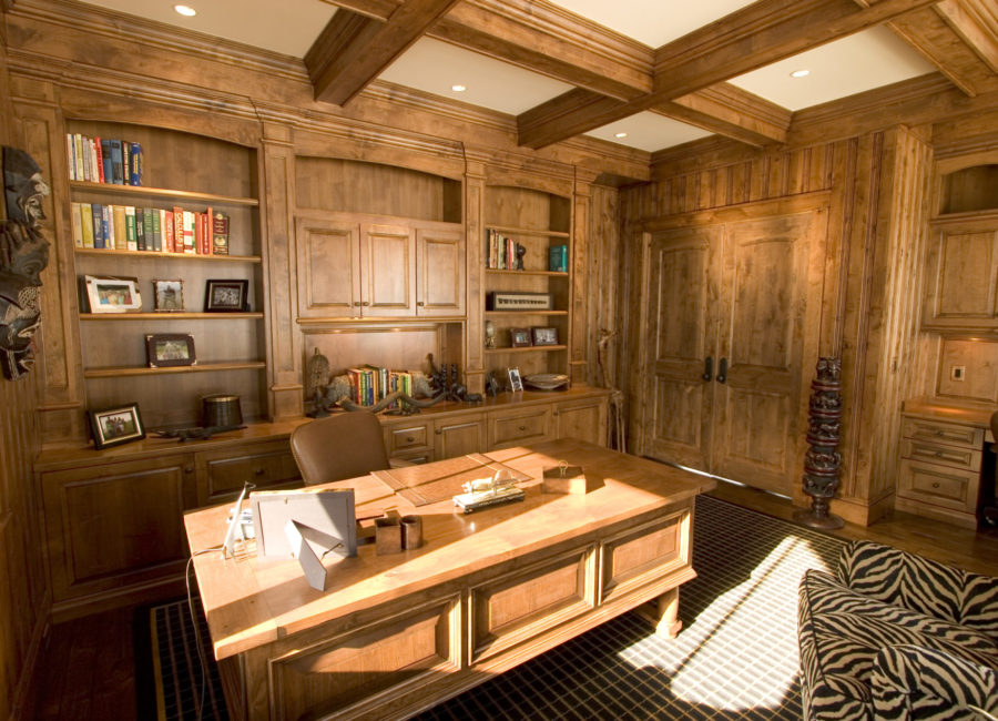 Mika Guest Home Office Study