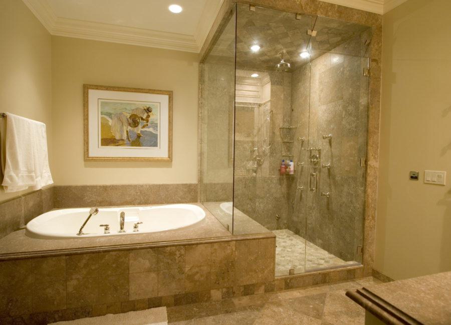 Mika Guest House Bath and Tub