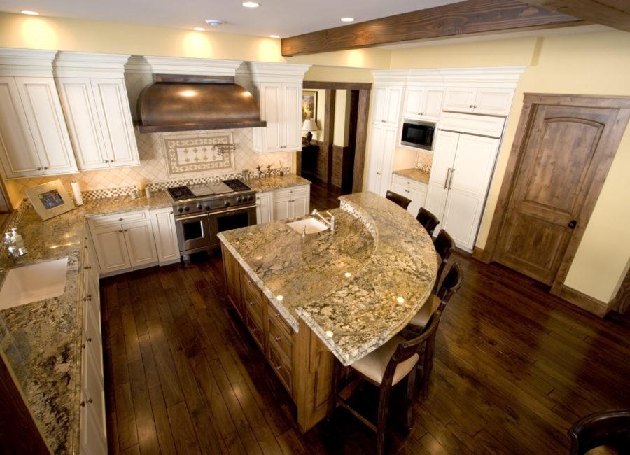 Mika Guest Kitchen Island