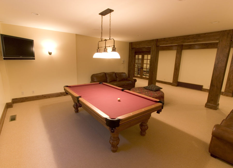 Mika Guest Pool Table