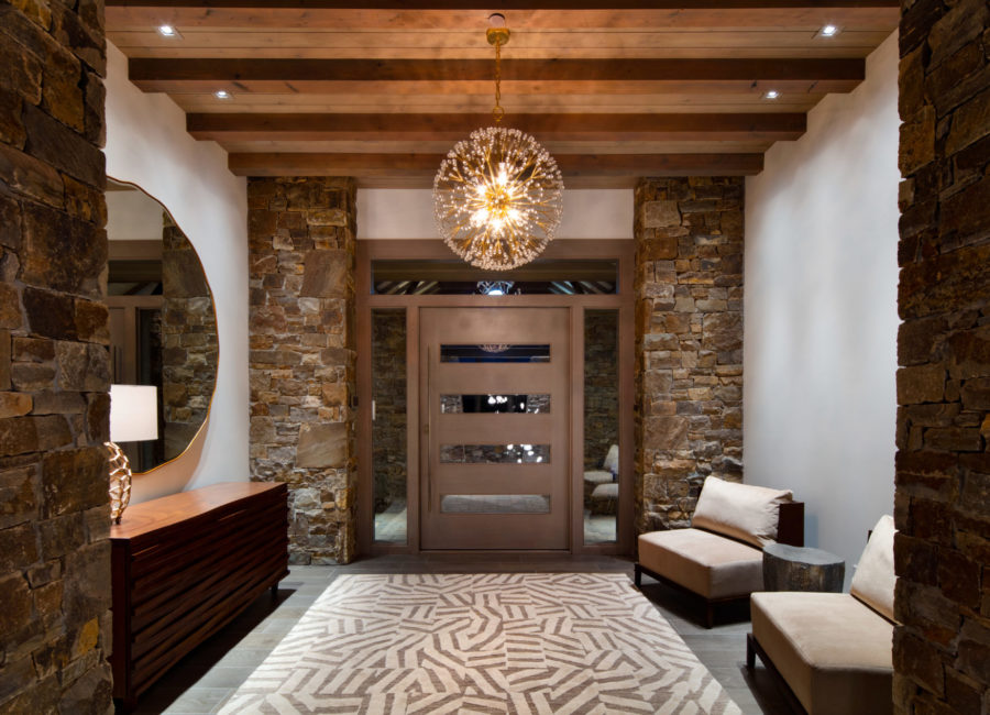 Ord Residence at Wolf Creek Ranch by Cameo Homes of Utah.
