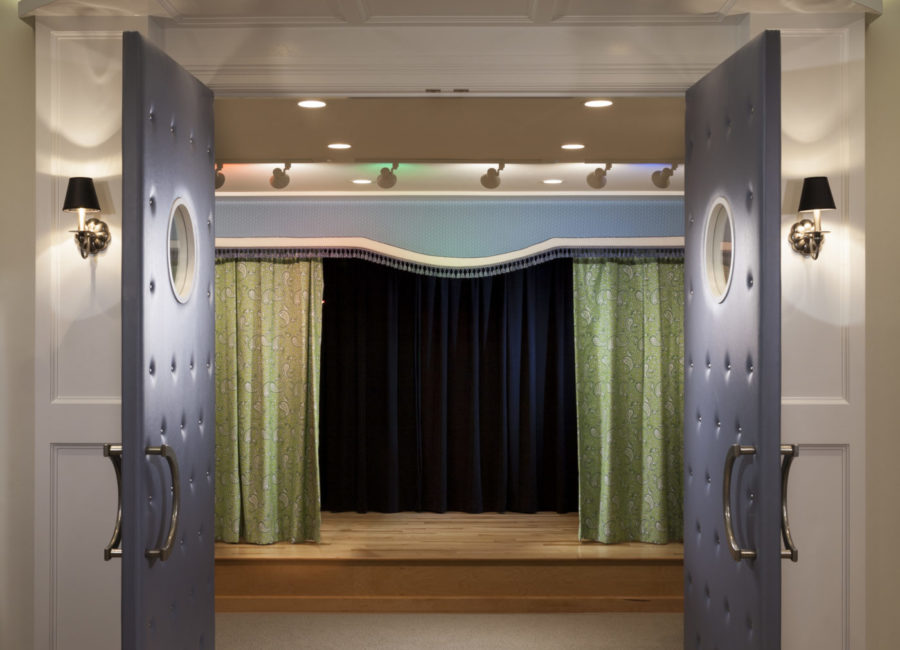 Playhouse theater - interior architecture designs by Think
