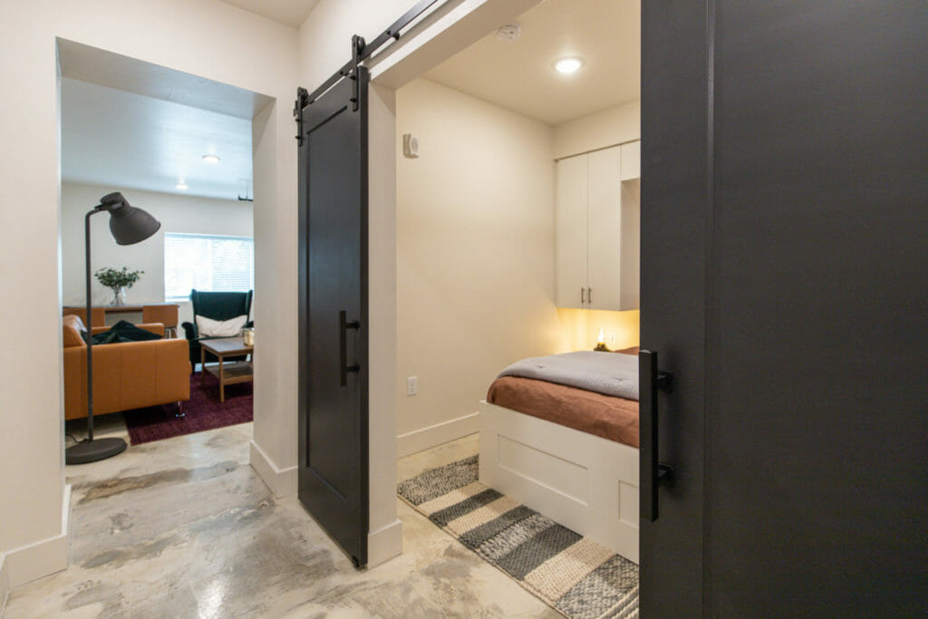 Sugar House Fallout shelter turned into micro apartments