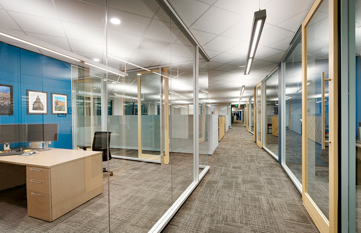 commercial architectural interior design