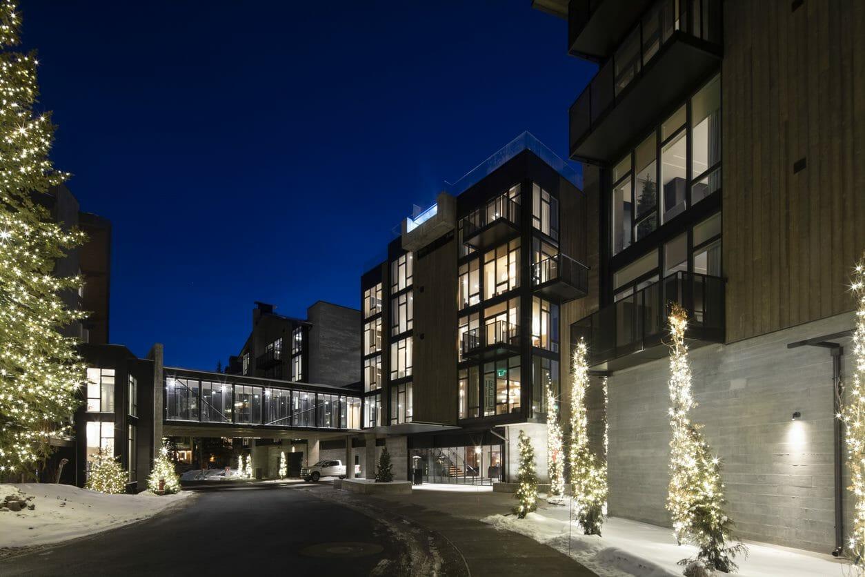 designing resorts think architecture